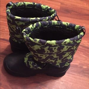 Northside Thermolite Frosty Boys Boot Size 7